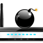 Wireless Router Bomb
